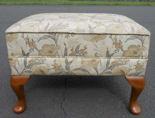 Upholstered Stool by Parker Knoll